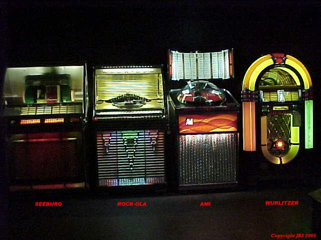 JUKE BOX SERVICES, repairs, online shop and spare parts for